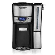 Hamilton Beach 12-Cup Coffee Maker, Programmable BrewStation Dispensing Cof
