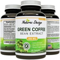 Pure Green Coffee Bean Extract - Highest Grade & Quality Antioxidant GCA (S