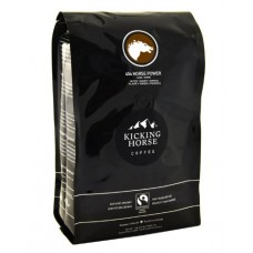 Kicking Horse Whole Bean Coffee, 454 Horse Power Dark Roast, 2.2 Pound