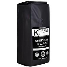 Koffee Kult Coffee Beans Medium Roasted - (1lbs Whole Bean Coffee) Highest