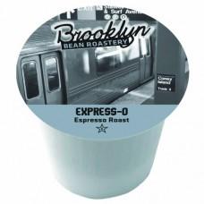 Brooklyn Bean Roastery Single-cup Coffee for Keurig K-cup Brewers, Express-