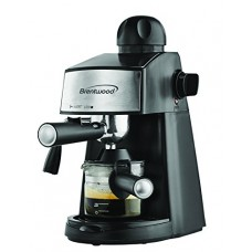 Espresso & Cappuccino Maker - Coffee Java Powerful Steamer Frothing Nozzle