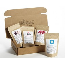 Bean Box Seattle Gourmet Coffee Sampler