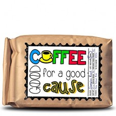 Good Coffee For a Good Cause. Gourmet Smooth Dark Roast. Fair-Trade Organic