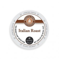 Barista Prima Coffeehouse Dark Roast Extra Bold K-Cup for Keurig Brewers, I
