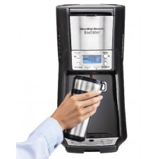 Hamilton Beach 12-Cup Coffee Maker, Programmable Brewstation Summit Dispens