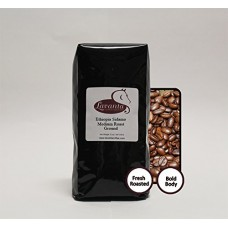 12 oz Ethiopia Sidamo Direct Trade Coffee (Ground)