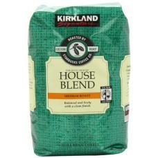 Signature's Kirkland Starbucks Bean Coffee, Medium Roast House Blend, 32 Ou